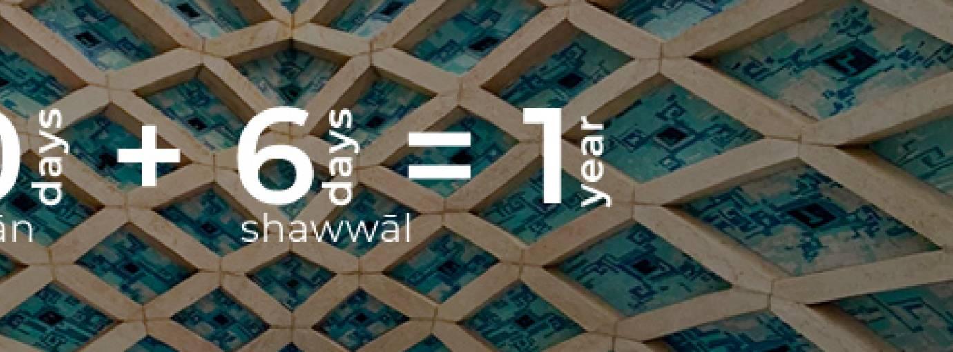 The Six Fasts of Shawwāl