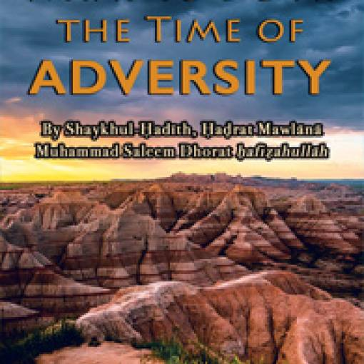 What to Do at the Time of Adversity (Leaflet)