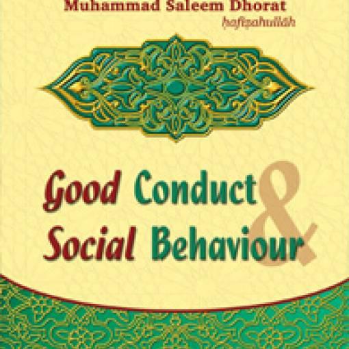 Good Conduct & Social Behaviour
